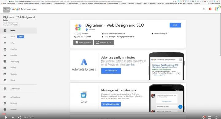 How To Add A Users To Your Google My Business Listing