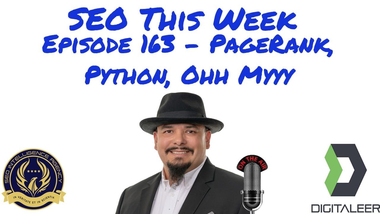 SEO This Week Episode 163