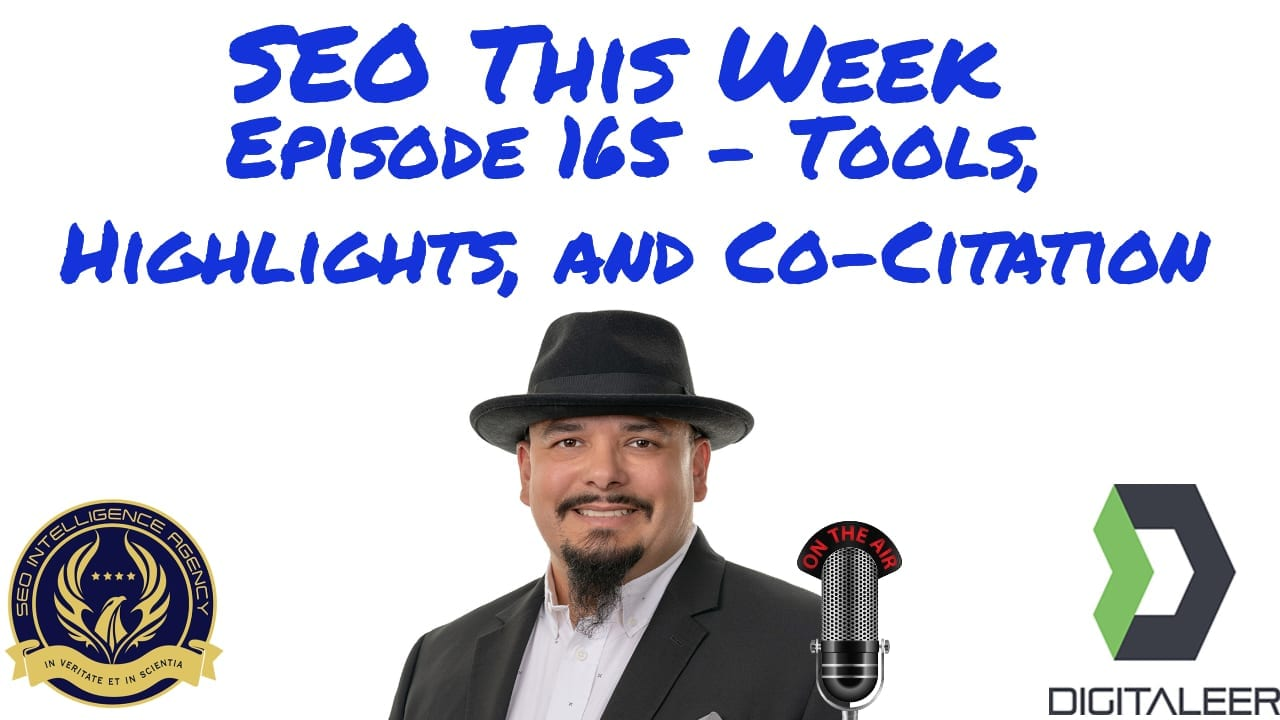 SEO This Week Episode 165