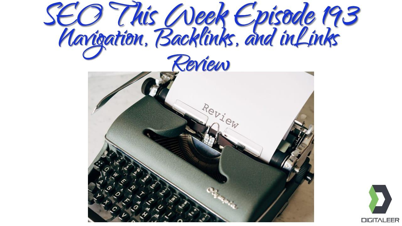 SEO This Week Episode 193