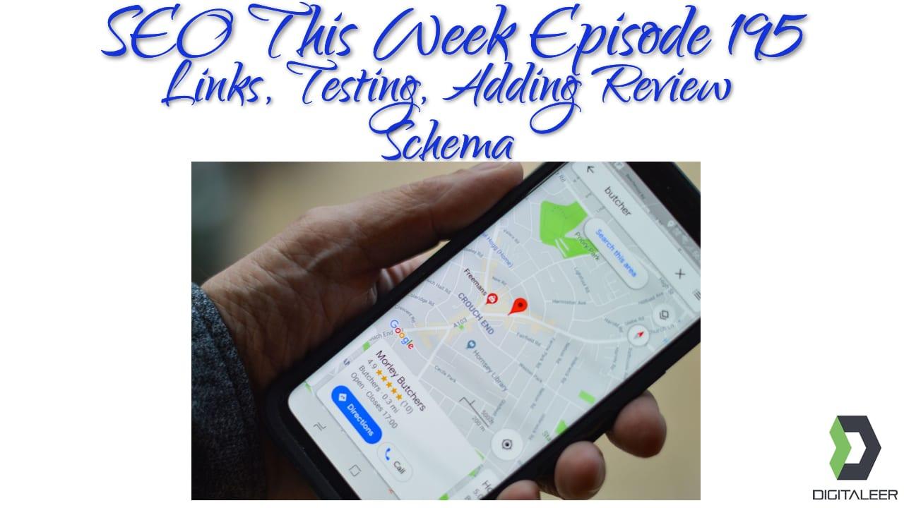 SEO This Week Episode 195